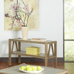 Maryland End Table by Rosecliff Heights