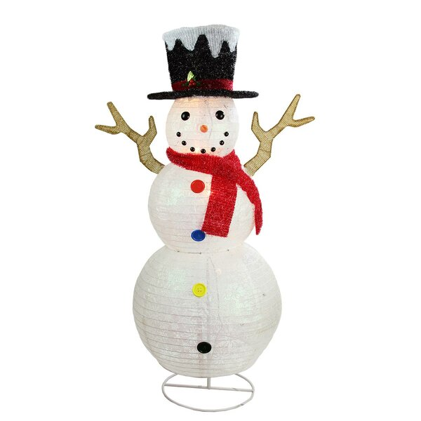270b2c418a15c Lighted Outdoor Snowman