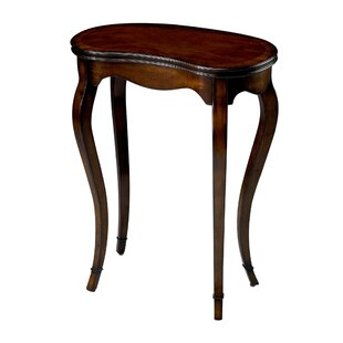 Astoria Grand Saldivar Plantation Cherry End Table