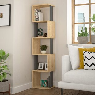 Elise Bookcase By Mercury Row