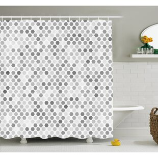 Modern Shower Curtains | AllModern