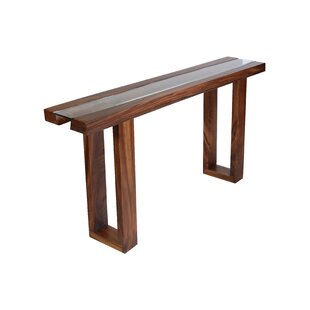 Aliyah Live Edge Console Table by Foundry Select
