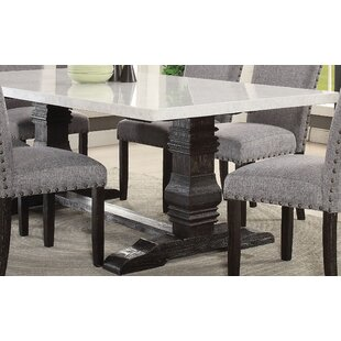 Gracie Oaks Twyman Dining Table