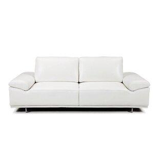 Bellini Modern Living Roxanne Leather Rec..