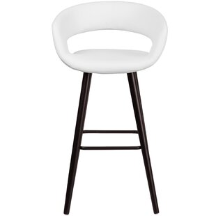 Palafox Contemporary 30 Bar Stool Orren Ellis