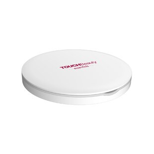 Elegant Home Fashions LED Compact Mirror with Powerbank