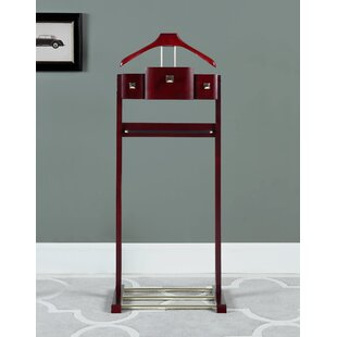 Belmiro Valet Jewelry Armoire by Darby Home Co