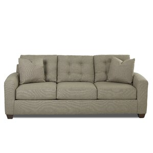 Hansell Tufted Sofa by Latitude Run