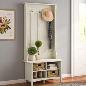 Ottman Hall Tree with Storage Bench