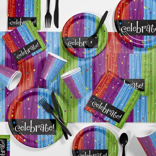 Celebrations Party Supplies Kit