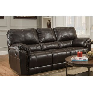 Fisher Motion Reclining Sofa by Alcott Hill