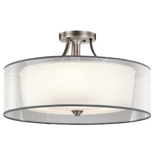 Darby Home Co Boswell 5-Light Semi Flush Mount