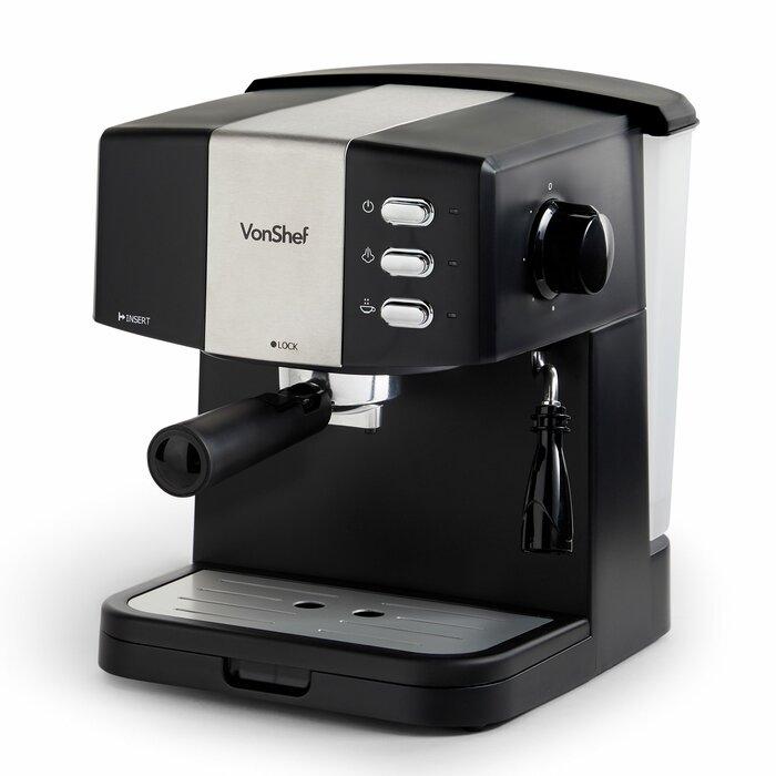 15 Bar Espresso Coffee Machine