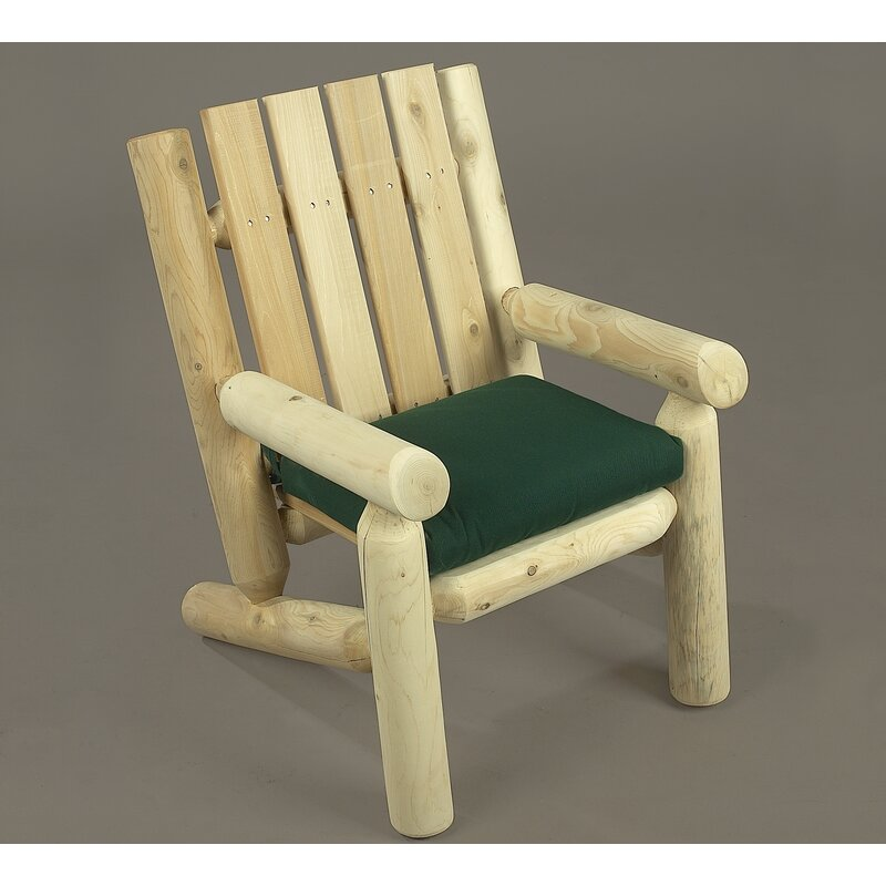 Adirondack Junior Adirondack Chair & Rustic Cedar Adirondack Junior Adirondack Chair u0026 Reviews | Wayfair