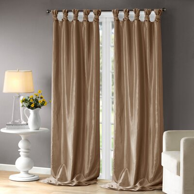 Beige Amp Brown Curtains Amp Drapes You Ll Love In 2019 Wayfair
