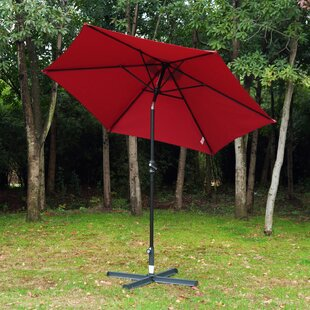 Hector 9' Market Umbrella by Charlton Home