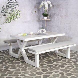Lanoka Metal Picnic Table By Sol 72 Outdoor