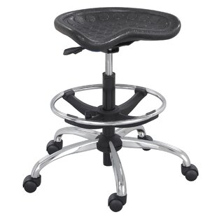 SitStar Stool With Footring And Casters by Safco Products Company Reviews