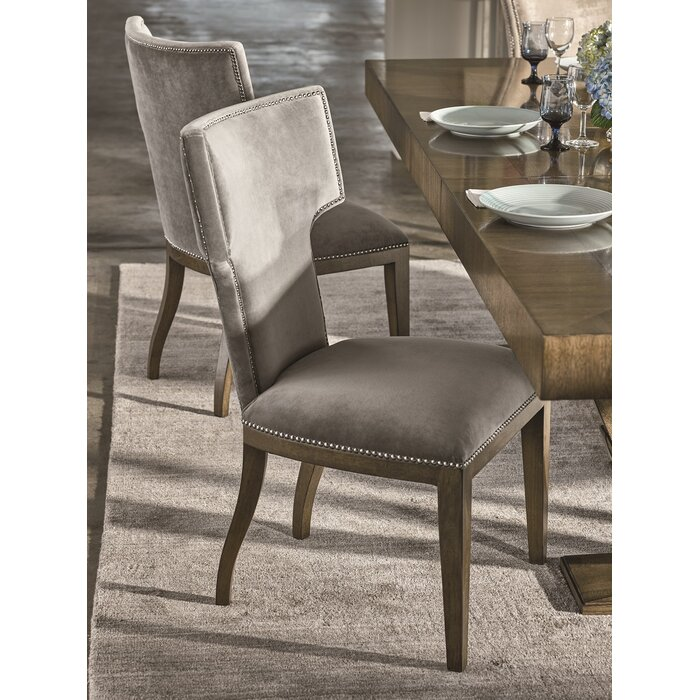Outstanding Elliot Upholstered Dining Chair Squirreltailoven Fun Painted Chair Ideas Images Squirreltailovenorg