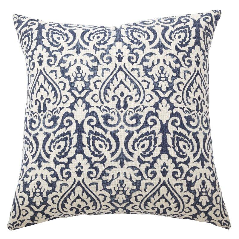 godines 100 cotton throw pillow