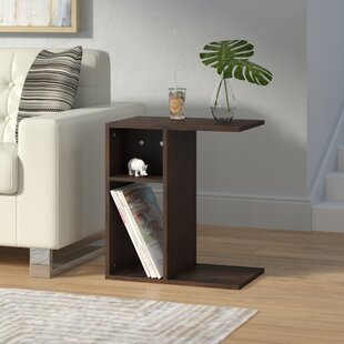 Barger End Table by Ebern Desi..