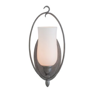 Mateo 1-Light Bath Sconce by K..