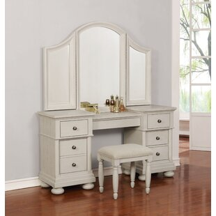 Darby Home Co Blaire Vanity with Mirror