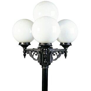 Sangiacomo 4 Light Post Lantern By Astoria Grand