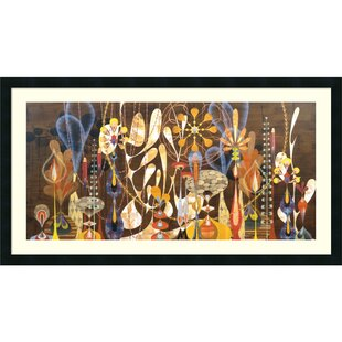 90f472cf4311  Megalaria  by Rex Ray Framed Graphic Art