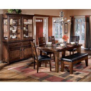 Three Posts Spencerville Lighted China Cabinet