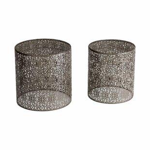 Portman 2 Piece Nesting Tables by Cyan Design
