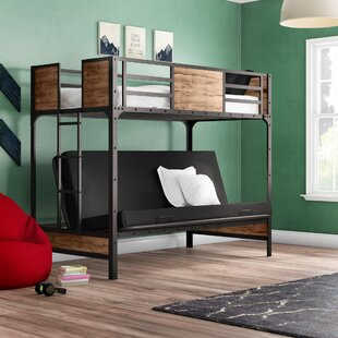 Finch Twin Futon Base Bunk Bed