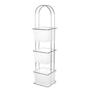 Noto 20 X 85cm Bathroom Shelf By 17 Stories