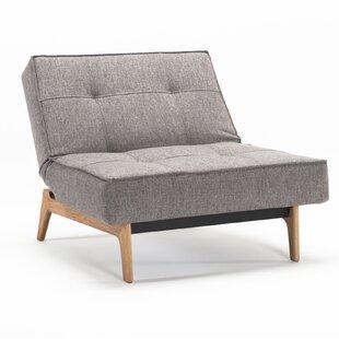Innovation Living Inc. SplitBack Convertible Chair