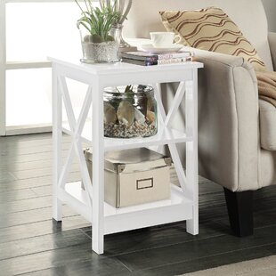 Antique White End Tables Wayfair