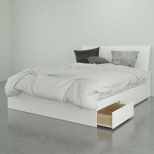 Ralston Queen Storage Platform Bed By Mack & Milo