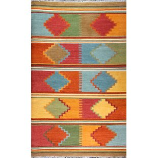 Inexpensive Yother Multi-colored Rug By Bloomsbury Market
