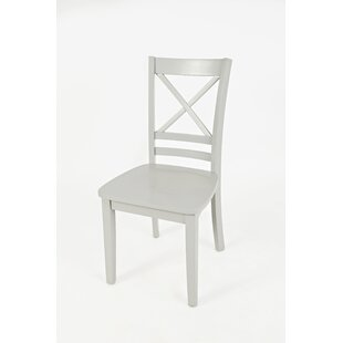 Coddington Solid Wood Dining Chair (Set of 2)