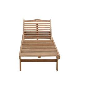 PlossCoGmbH Wooden Sun Loungers