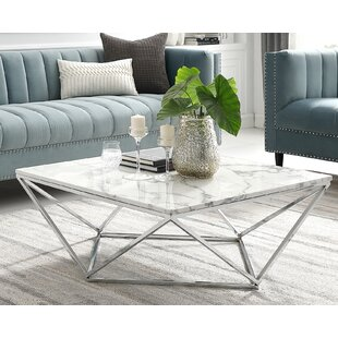 Chandra Coffee Table by Everly Quinn