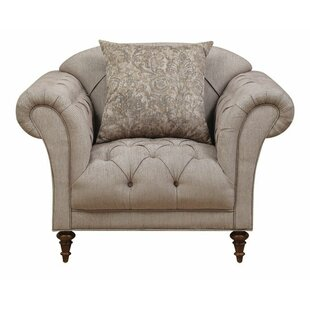 Haygood Armchair by Alcott Hill