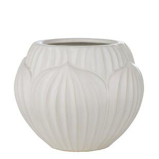 Garlia Ceramic Plant Pot By Lene Bjerre