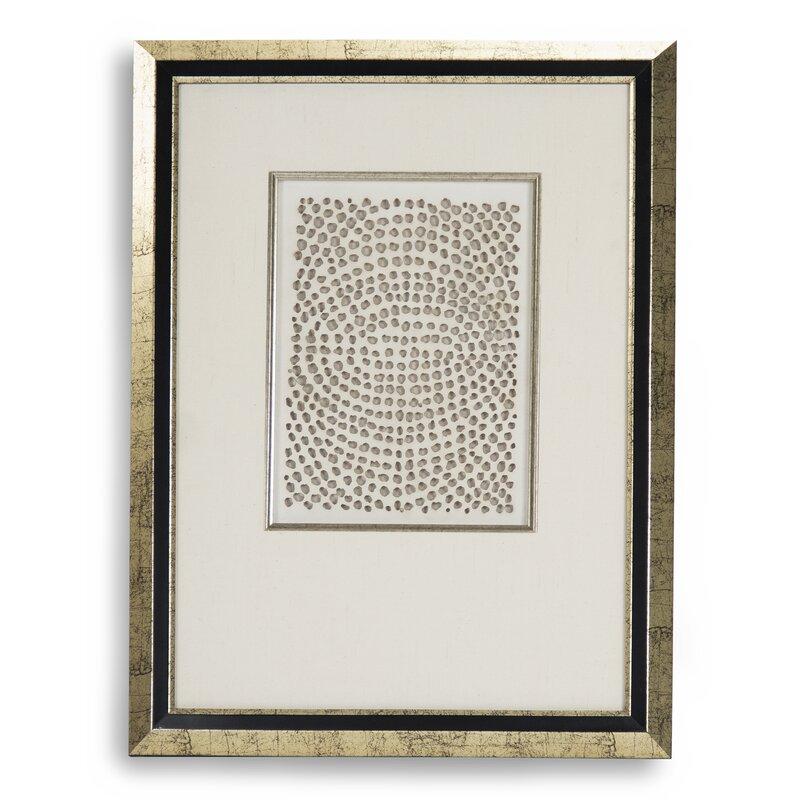 Zentique Abstract Paper Framed Wall Art Wayfair