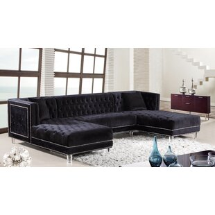 black sectionals you ll love wayfair rh wayfair com black sectional sleeper sofa cheap black sectional sofa