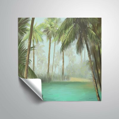 ArtWall Tropical II Wall Mural