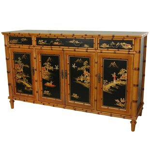 Patricia 3 Drawer Hall Accent Cabinet