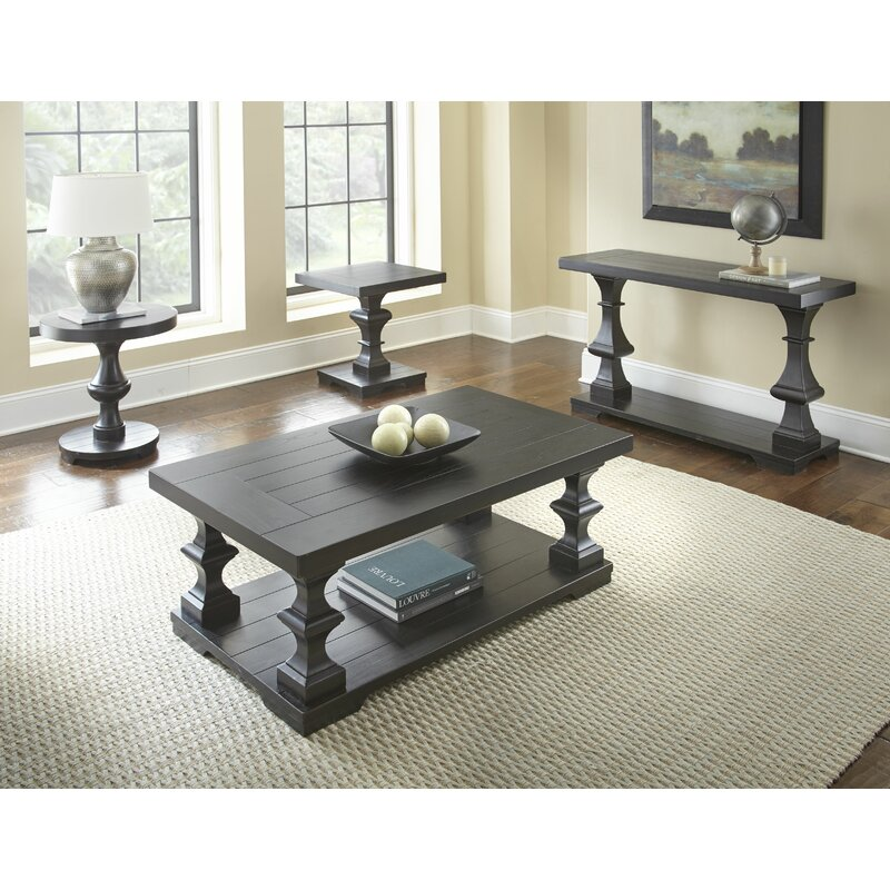 Breakwater Bay Addilyn 4 Piece Coffee Table Set | Wayfair
