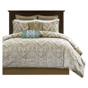Pierce 8 Piece Comforter Set by Madison Park Signature