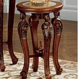 Four Caryatids End Table by Design Toscano