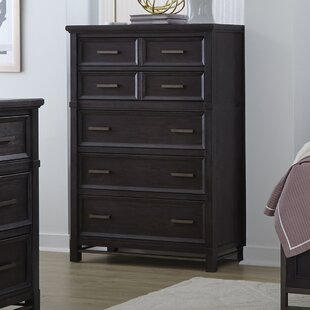 Ivy Bronx Haislip 5 Drawer Chest